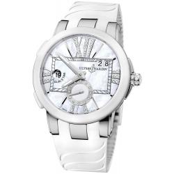 Ulysse Nardin Executive Dual Time Womens Watch 243-10-3/391