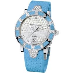 Ulysse Nardin Diver Azure Womens Watch 8103-101E-3C/10.13
