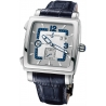 Ulysse Nardin Quadrato Stainless Steel Mens Watch 243-92/601