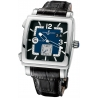 Ulysse Nardin Quadrato Mens Black Dial Watch 243-92/632