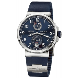 Ulysse Nardin Marine Blue Chronometer Watch 1183-126-3/63
