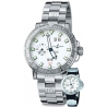 Ulysse Nardin Marine Series Steel Bracelet Mens Watch 333-88-3