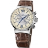 Ulysse Nardin Marine Stainless Steel Case Mens Watch 353-66/314