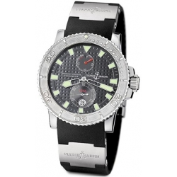 Ulysse Nardin Marine Stainless Steel Mens Watch 263-33-3/91