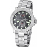 Ulysse Nardin Marine Series Steel Bracelet Watch 263-33-7/91