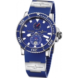 Ulysse Nardin Marine Series Blue Dial Mens Watch 260-32-3A