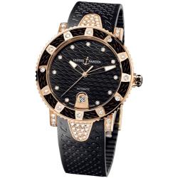 Ulysse Nardin Lady Marine Diver Womens Watch 8106-101EC-3C/12