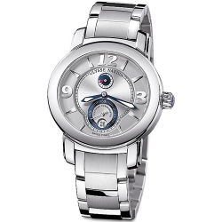 Ulysse Nardin M.Palladium 950 Bracelet Mens Watch 278-70-8/609