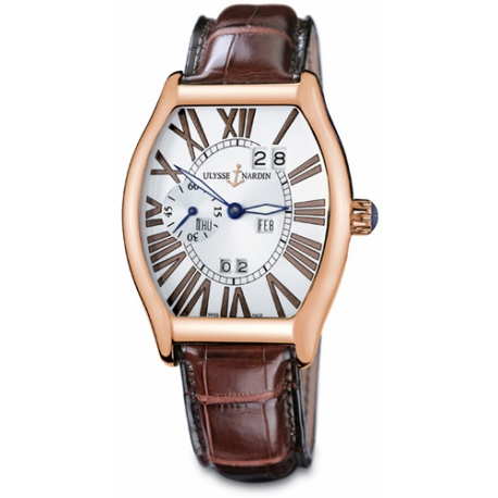 Ulysse Nardin Ludovico Perpetual Calendar Mens Watch 336-48