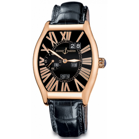 Ulysse Nardin Ludovico Perpetual Rose Gold Mens Watch 336-48/42