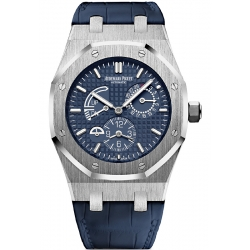 Audemars Piguet Royal Oak Dual Time Watch 26124ST.OO.D018CR.01