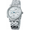 Ulysse Nardin GMT Perpetual White Gold Mens Watch 320-22-8