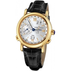 Ulysse Nardin GMT Perpetual Yelow Gold Mens Watch 321-22/31