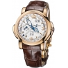 Ulysse Nardin GMT Perpetual Rose Gold Mens Watch 322-66/91