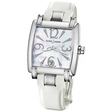 Ulysse Nardin Caprice Series Steel Womens Watch 133-91/691
