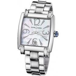 Ulysse Nardin Caprice Steel Bracelet Womens Watch 133-91-7/691
