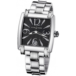 Ulysse Nardin Caprice Womens Steel Bracelet Watch 133-91-7/06-02