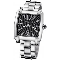 Ulysse Nardin Caprice Womens Steel Bracelet Watch 133-91-7/06-02