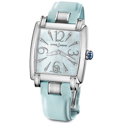 Ulysse Nardin Caprice Blue Dial Womens Watch 133-91/693