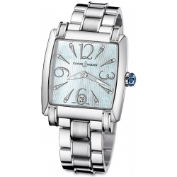Ulysse Nardin Caprice Steel Bracelet Womens Watch 133-91-7/693