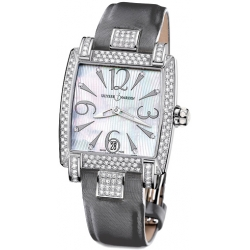 Ulysse Nardin Caprice Diamond Womens Watch 133-91AC/691GS