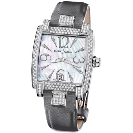 Ulysse Nardin Caprice Diamond Womens Watch 133-91AC/691GS