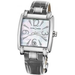 Ulysse Nardin Caprice Pearl Dial Womens Watch 133-91/691GC