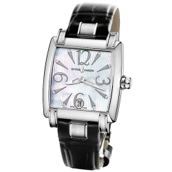 Ulysse Nardin Caprice Pearl Dial Steel Watch 133-91/691BC
