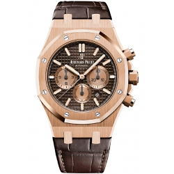 26331OR.OO.D821CR.01 Audemars Piguet Royal Oak Chronograph Watch