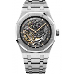 15407ST.OO.1220ST.01 Audemars Piguet Royal Oak Double Balanced Wheel Openworked Watch