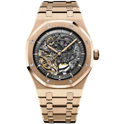 15407OR.OO.1220OR.01 Audemars Piguet Royal Oak Double Balanced Wheel Openworked Watch