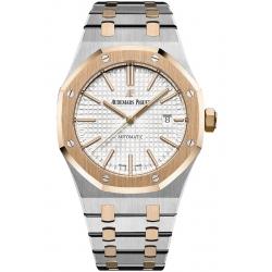 Audemars Piguet Royal Oak Automatic Watch 15400SR.OO.1220SR.01