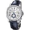 Ulysse Nardin GMT Big Date Mens Silver Dial Watch 243-55/91