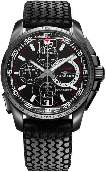 16b6b9a934f4 Chopard Mille Miglia Split Second Mens Watch 168513-3002