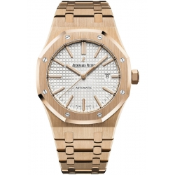 15400OR.OO.1220OR.02 Audemars Piguet Royal Oak Automatic Watch