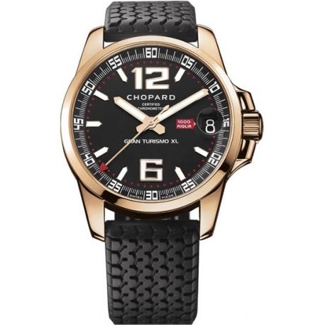 Chopard Mille Miglia Gran Turismo Rose Gold Watch 161264-5001