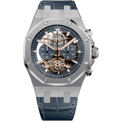 26347PT.OO.D315CR.01 Audemars Piguet Royal Oak Tourbillon Chronograph Openworked Watch