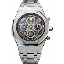 26065IS.OO.1105IS.01 Audemars Piguet Royal Oak Openworked Grande Complication Watch