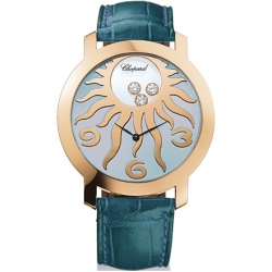Chopard Happy Diamonds Blue Womens Watch 207469-5001