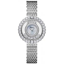 Chopard Happy Floating Diamonds Womens Watch 204180-1001