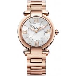 Chopard Imperiale Quartz Rose Gold Bracelet Watch 384221-5003