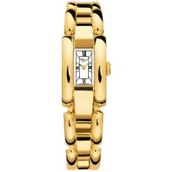 Chopard La Strada Womens Yellow Gold Bracelet Watch 416803-0001