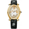Chopard Happy Sport Oval Yellow Gold Womens Watch 277000-0008