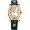 Chopard Happy Sport Oval Diamond Womens Watch 277012-0004
