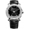 Chopard Happy Sport Round Womens Diamond Watch 288525-3006
