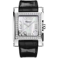 Chopard Happy Sport Square Womens Watch 288448-2001