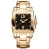 Chopard Two O Ten Womens Rose Gold Bracelet Watch 117468-5001