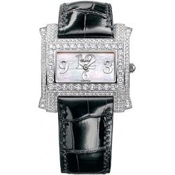 Chopard Classic Womens Diamond White Gold Watch 139265-1001