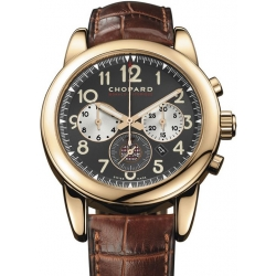 Chopard GP Monaco Historique Rose Gold Mens Watch 161256-5003