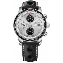 Chopard GP Monaco Historique Mens Steel Watch 168992-3012